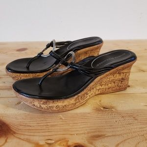 Athena Alexander flip flop style sandals size 6